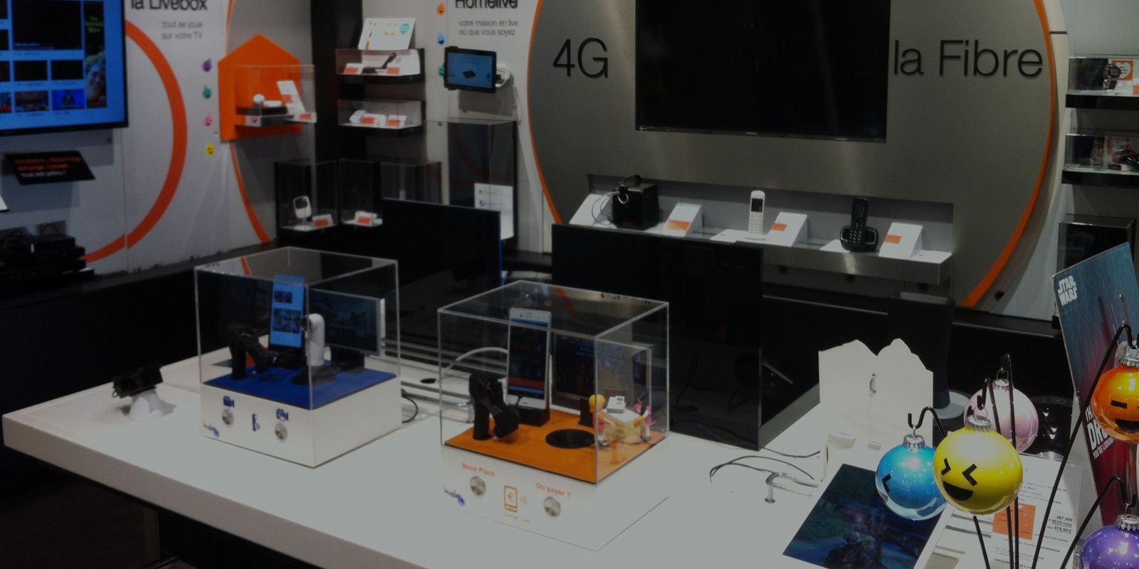 Accelerate connected devices sales