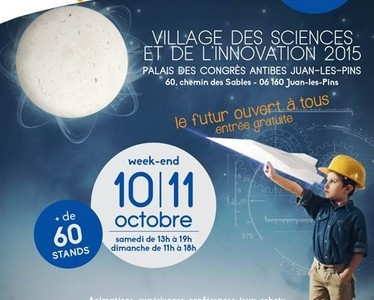 5000 visiteurs au Village des Sciences et de l'Innovation