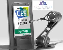 #CES2017 SYMAG et KEY INFUSER développent la vente « sans couture » des objets connectés : de l'éducation à l'acte d'achat