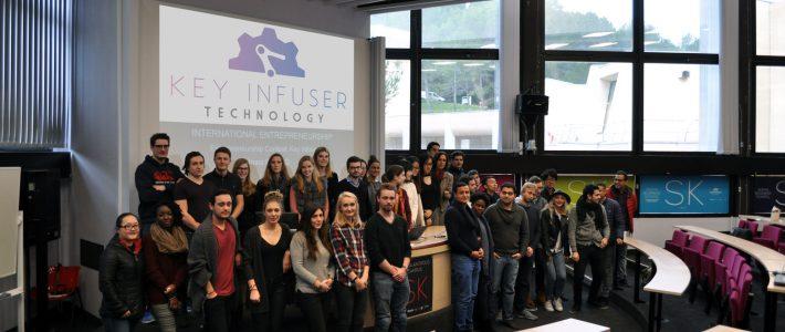 KiOne se projette dans le futur grâce aux étudiants de SKEMA Business School