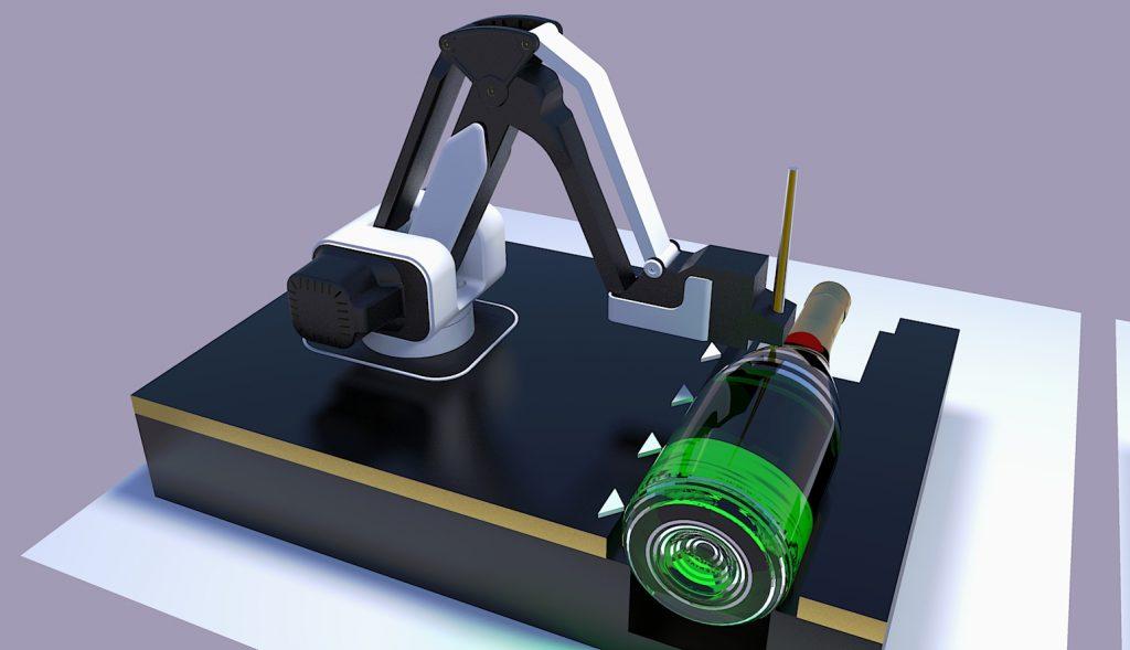 KiLine for Bottle marking